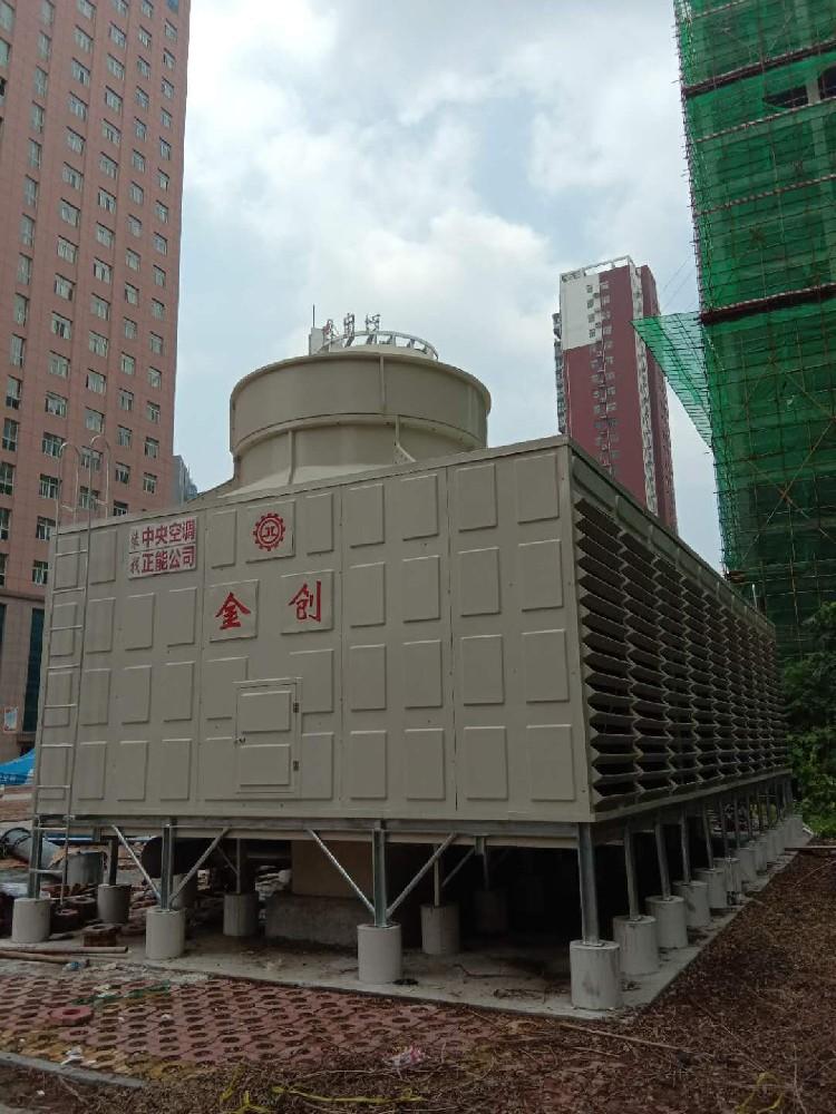 驻马店正能空调设备有限公司-1000T方形横流